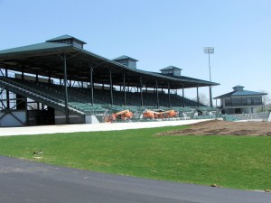 New Outdoor Stadium at the Kentucky Horse Park