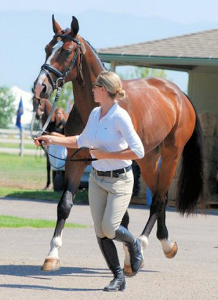 Robyn Fisher and Artesian (Photo Credit:  useventing.com)