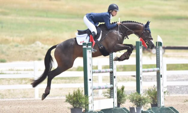 Eventing 416 by Bit of Britain –  Joe & Paul: Shelby Brost, Kyle Carter on NAJYRC, Goerens Picks Rio Favorites