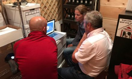 451 by Bit of Britain – In The Closet with Andy Bowles, Doug Payne Plus Cathy Wieschhoff's Course Building Adventure