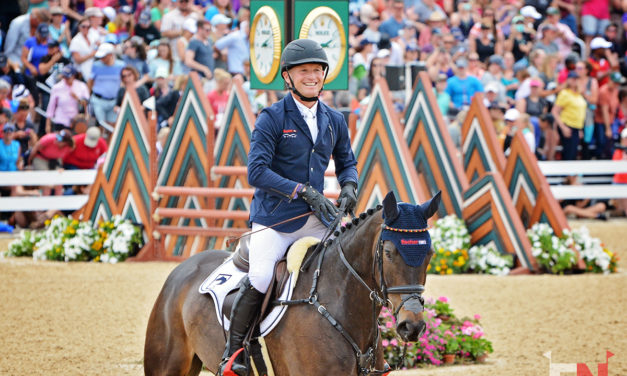 455 by Bit of Britain – Max & Joe – Michael Jung, Kurt Martin, Zara Tindall on Rolex, Dan Jocelyn at Badminton