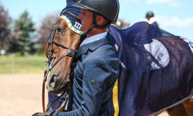 467 by Bit of Britain – Joe & Max – Ann Haller on Fair Hill, Will Zuschlag on NAJYRC, Help Jonty Evans Keep Art