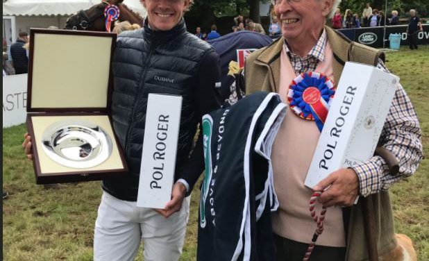 469 by Bit of Britain – Joe & Max – Svennerstal 2nd at Gatcombe, Sara Murphy 2nd at Millbrook Intermediate