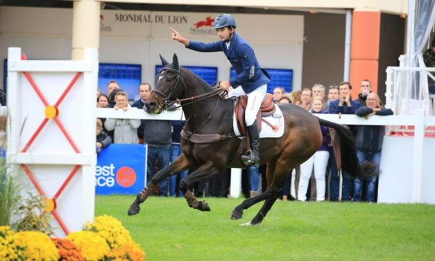 Mondial du Lion Winners Izzy Taylor and Astier Nicola – #479 by Bit of Britain with Liz & Paul